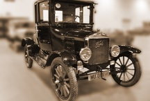 TIN LIZZY & RELATIVES / People can have the Model T in any colony So long as it's black. Henry Ford