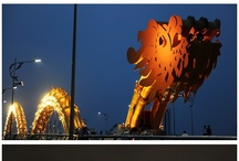 Light and street art /