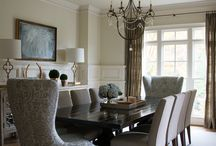 Dining room / by Lori Ardoin