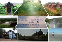 Monsoon getaways