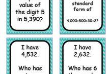 Math-3rd / by Elisha Gibby