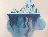 iceberg tattoo