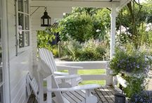 Porch, deck, outdoor