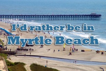 FUN IN THE SUN- SOUTH CAROLINA / THINGS I HAVE DONE AND WANT TO DO IN MYRTLE BEACH/SURFSIDE BEACH SC / by Nadine Mancuso