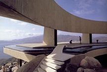 Architect John Lautner projects