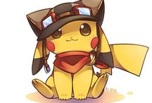 Pikachu / My favorite pokemon