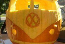 Pumpkins/jack-o-lanterns / by maine