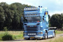 Scania in the world