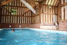 Our Spa / Luxury 14th Century converted barn, in the Suffolk countryside