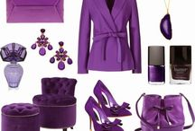 Royal Purple Mood / Living the rich and high class style ......