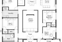 HOME  |  Floor plans