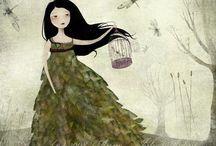 Fairies / by Nana Enriquez-Garcia