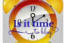 Time-Saving Blogging Tips / This board is about my blog posts that are related to saving #time.  From MostlyBlogging.com, Formerly Reflections--mycurrentnewsblog.com