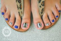 New style pedicure