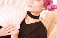 Intergalactical princess / My dress photo shooting