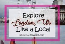 Reisen - Großbritannien / Auf dieser Pinnwand pinne ich Pins mit Tipps und Empfehlungen für Reisen nach Großbritannien.