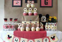 Festa / Ideias de decoração e temas de festas em geral.  Inspiration for party themes and decoration.