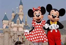 Disney / One place I want to take the boys
