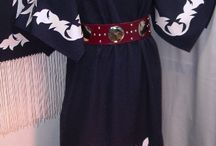 ribbon dresses and skirts