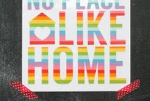 There's no place like home / My blog stuff
