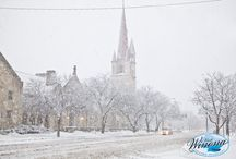 Winter Scenery in Winona