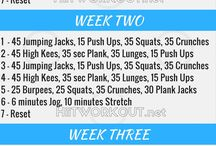 Beginner workout plans