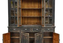 Industrial hutch
