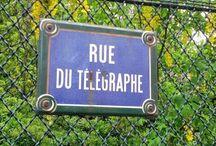 Paris Quartier de la Mouzaia / Visite guidée du quartier de la Mouzaia Buttes-Ghaumont le lundi de Pâques 2014 / by guepier92