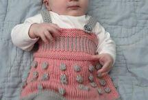 crochet BEBES Y NIÑOS