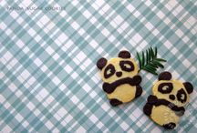Cute Animal Shaped Food