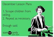 Teacher Humor / by Juli Temple