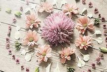Boho Meditation Flower Garden