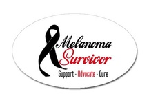 Melanoma (Skin Cancer) & Uterine Cancer / Stage 0 Uterine Cancer at age 30.  Stage 0 & Stage 1A Melanoma Cancer at age 41. / by ♥Princess♥ ♥