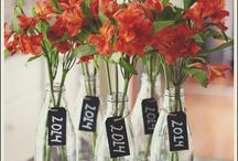 flores - mesas