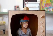 játék ötletek gyerekeknek