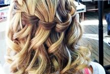 hair  / by Emily Younger