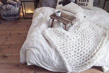 Décoration/home • Chambre/bedroom cosy et minimaliste