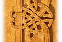 Celtic knotwork & symbols