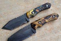 ножи мечи