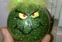 Grinch / by Jill McAlister