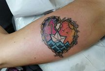 my tattoos / Tatuajes realizados por The Inker Tattoo Studio de Torrevieja, Alicante