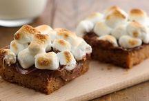 Marshmallow treats