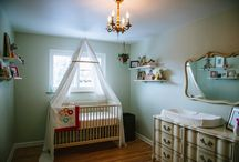 Home: Adelyn's Nursery / by Michele Hart Photography