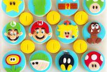 Galletas Super Mario Bros / MEM Cakes & Cookies