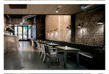 Mooie business interieurs / Interieur