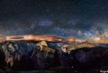 Eternal Stars Endless Sky