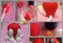 fondant skills and figurines