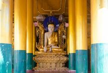 Myanmar Reisen / Reisetipps zu Myanmar auch als Burma bekannt: Yangoon, Inle Lake, Bagan, Golden Rock