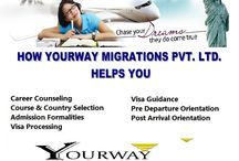 Study Abroad with Yourway Migrstions Pvt. Ltd.!!!