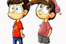 Cartoons <3